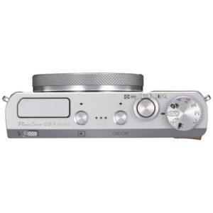 Foto 2 Fotocamera Compatta Canon PowerShot G9X Mark II Silver – Prodotto in Italiano