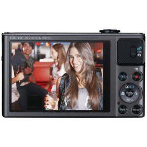 Foto 1 Fotocamera Compatta Canon Powershot SX620 HS Black – Prodotto in Italiano