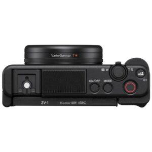 Foto 3 Fotocamera Compatta Sony per Vlog ZV-1 Black – Prodotto in Italiano