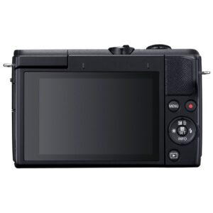 Foto 2 Fotocamera Mirrorless Canon EOS M200 + Obiettivo 15-45mm IS STM Black – Prodotto in Italiano