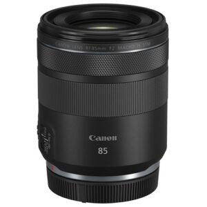 Foto 1 Obiettivo Mirrorless Canon RF 85mm F2 Macro IS STM