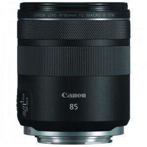 Foto principale Obiettivo Mirrorless Canon RF 85mm F2 Macro IS STM