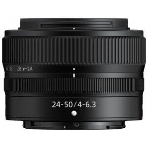 Foto 2 Obiettivo Mirrorless Nikon Nikkor Z 24-50mm F/4-6.3