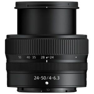 Foto 3 Obiettivo Mirrorless Nikon Nikkor Z 24-50mm F/4-6.3