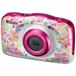 Foto 1 Fotocamera Compatta Nikon Coolpix W150 Flower Backpack Kit – Prodotto in Italiano