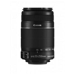 Foto 1 Obiettivo Reflex Canon EF-S 55-250mm f/4-5.6 IS II STM