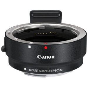 Foto 1 Adattatore Canon EF-EOS M