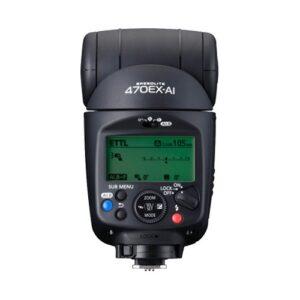 Foto 1 Flash Canon Speedlite 470EX-AI