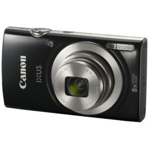 Foto 1 Fotocamera Compatta Canon Ixus 185 Black – Prodotto in Italiano