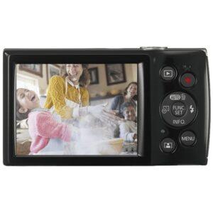 Foto 2 Fotocamera Compatta Canon Ixus 185 Black – Prodotto in Italiano