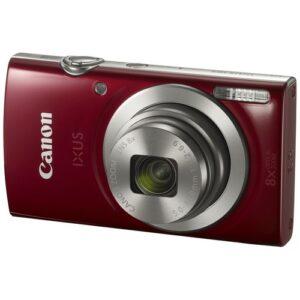 Foto 1 Fotocamera Compatta Canon Ixus 185 Red – Prodotto in Italiano