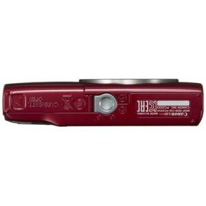 Foto 3 Fotocamera Compatta Canon Ixus 185 Red – Prodotto in Italiano