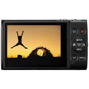 Foto 2 Fotocamera Compatta Canon Ixus 285 HS Black – Prodotto in Italiano