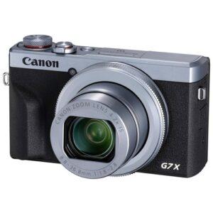 Foto 1 Fotocamera Compatta Canon PowerShot G7X Mark III Silver – Prodotto in Italiano