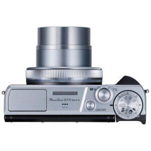 Foto 3 Fotocamera Compatta Canon PowerShot G7X Mark III Silver – Prodotto in Italiano