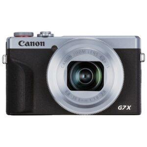 Foto principale Fotocamera Compatta Canon PowerShot G7X Mark III Silver – Prodotto in Italiano