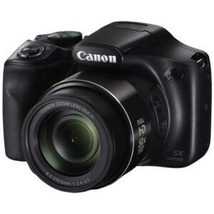 Foto 1 Fotocamera Compatta Canon PowerShot SX540 HS Black – Prodotto in Italiano