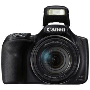 Foto 2 Fotocamera Compatta Canon PowerShot SX540 HS Black – Prodotto in Italiano