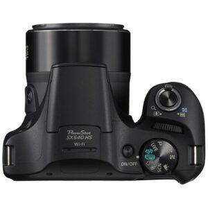 Foto 3 Fotocamera Compatta Canon PowerShot SX540 HS Black – Prodotto in Italiano