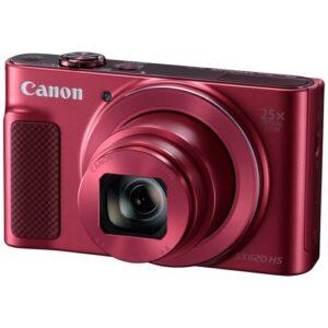 Foto 1 Fotocamera Compatta Canon Powershot SX620 HS Red – Prodotto in Italiano