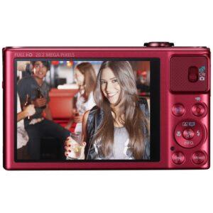 Foto 2 Fotocamera Compatta Canon Powershot SX620 HS Red – Prodotto in Italiano