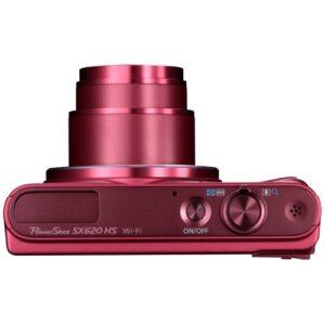 Foto 3 Fotocamera Compatta Canon Powershot SX620 HS Red – Prodotto in Italiano