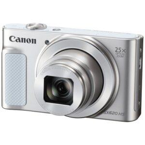 Foto 1 Fotocamera Compatta Canon Powershot SX620 HS Silver – Prodotto in Italiano