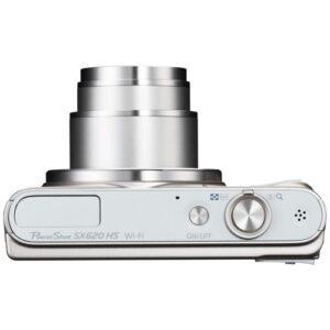 Foto 3 Fotocamera Compatta Canon Powershot SX620 HS Silver – Prodotto in Italiano