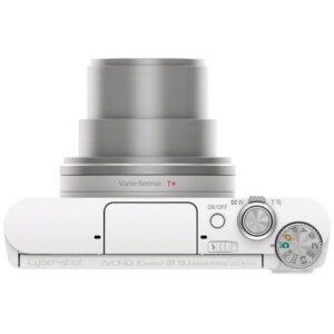 Foto 3 Fotocamera Compatta Sony DSC-WX500W White – Prodotto in Italiano