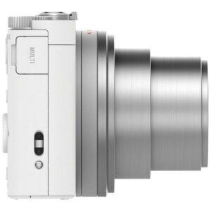 Foto 4 Fotocamera Compatta Sony DSC-WX500W White – Prodotto in Italiano