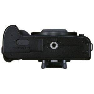 Foto 4 Kit Fotocamera Mirrorless Canon EOS M50 Mark II + Obiettivo EF-M 15-45mm IS STM Black – Prodotto in Italiano