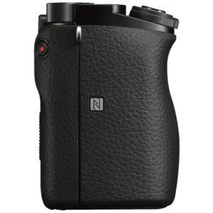 Foto 5 Kit Fotocamera Mirrorless Sony A6000YB + Obiettivo 16-50mm + Obiettivo 55-210mm Black – Prodotto in Italiano