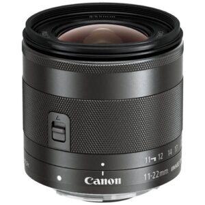 Foto 2 Obiettivo Mirrorless Canon EF-M 11-22/F4.0-5.6 IS STM