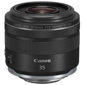 Foto 1 Obiettivo Mirrorless Canon RF 35mm f/1.8 IS Macro STM