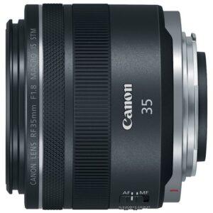 Foto 2 Obiettivo Mirrorless Canon RF 35mm f/1.8 IS Macro STM