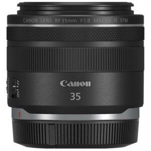 Foto 3 Obiettivo Mirrorless Canon RF 35mm f/1.8 IS Macro STM
