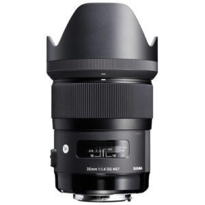 Foto 3 Obiettivo Mirrorless Sigma 35mm F1.4 DG HSM Art Sony E