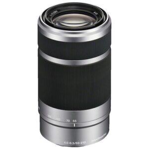 Foto 3 Obiettivo Mirrorless Sony 55-210mm F4.5-6.3 Silver