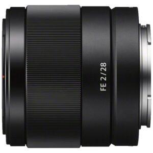 Foto 1 Obiettivo Mirrorless Sony SEL 28mm/F2.0 E-mount