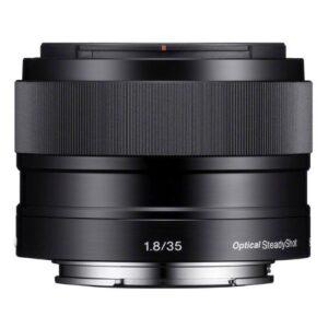 Foto 2 Obiettivo Mirrorless Sony SEL 35mm/F1.8 OSS NEX