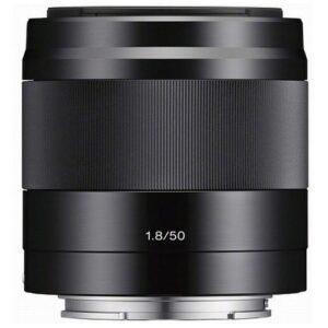 Foto 3 Obiettivo Mirrorless Sony SEL 50mm/F1.8 Black