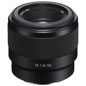 Foto 2 Obiettivo Mirrorless Sony SEL 50mm F1.8 FF E-mount
