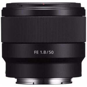 Foto 3 Obiettivo Mirrorless Sony SEL 50mm F1.8 FF E-mount