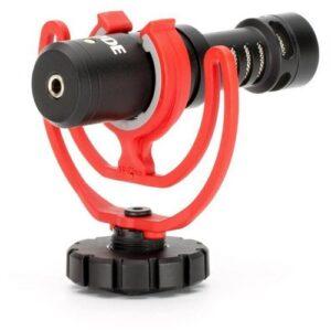 Foto 4 Kit per Vlogger Rode Microfono e Lampadina – Connettore Jack 3.5mm