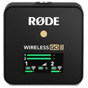 Foto 2 Microfono Rode Wireless GO II