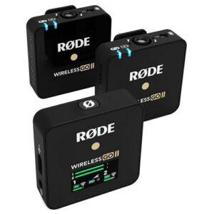 Foto principale Microfono Rode Wireless GO II