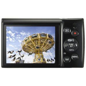Foto 1 Fotocamera Compatta Canon Digital IXUS 190 Nero – Prodotto in Italiano