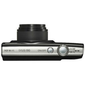Foto 3 Fotocamera Compatta Canon Digital IXUS 190 Nero – Prodotto in Italiano