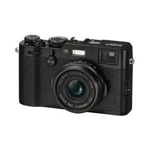 Foto 1 Fotocamera Compatta Fujifilm X100F 24.3MP CMOS III Nero