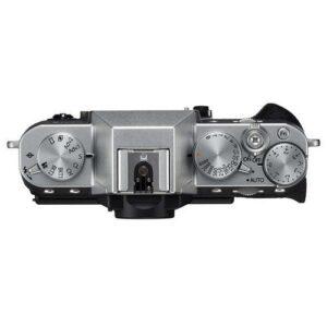 Foto 2 Fotocamera Mirrorless Fujifilm X-T20 MILC Body Blu/Argento